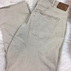 Other - Polo Ralph Lauren Hampton Relaxed Straight Jeans